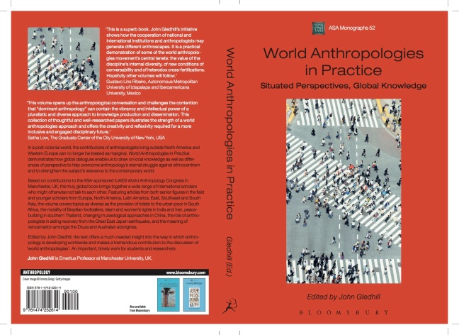 2 World Anthropologies in ~1